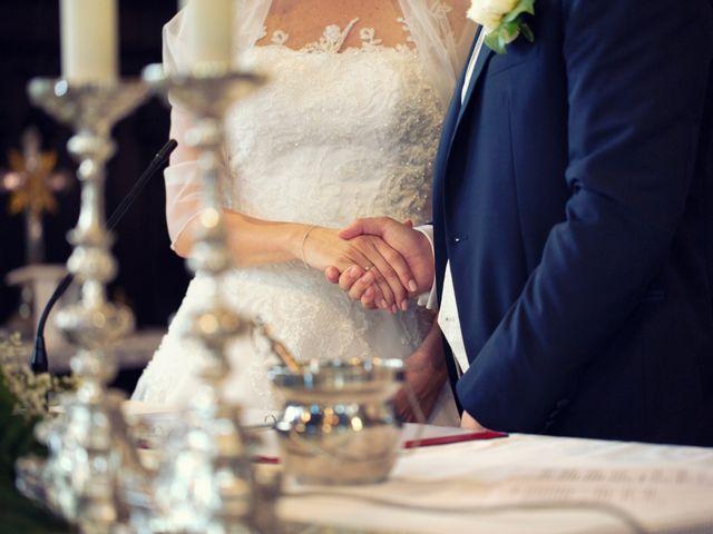 Il matrimonio di Luca e Francesca a Milano, Milano 24