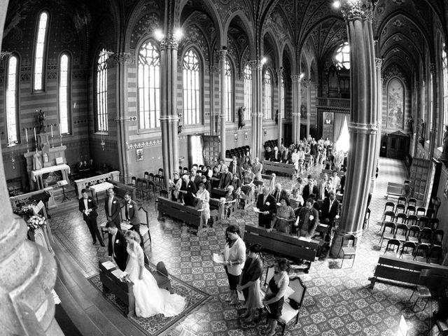 Il matrimonio di Luca e Francesca a Milano, Milano 30