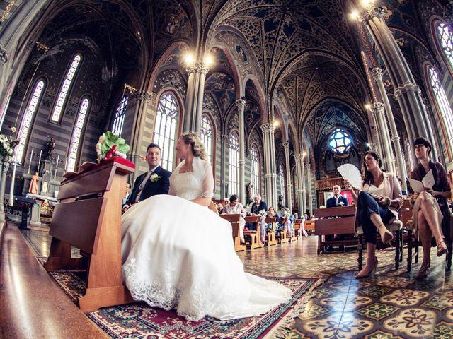 Il matrimonio di Luca e Francesca a Milano, Milano 32