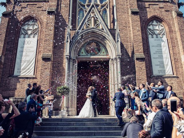 Il matrimonio di Luca e Francesca a Milano, Milano 33