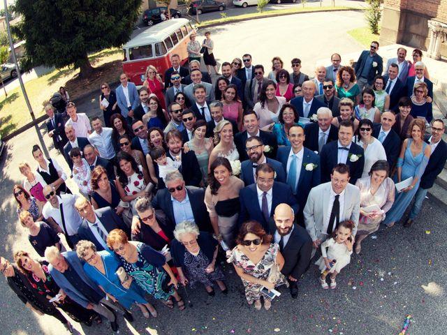 Il matrimonio di Luca e Francesca a Milano, Milano 34