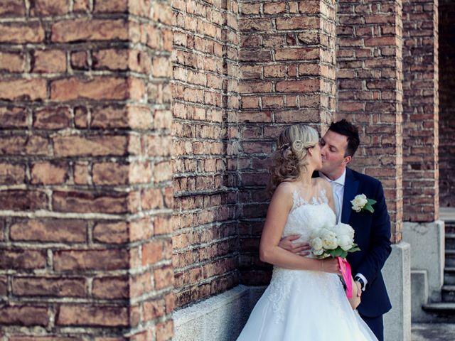 Il matrimonio di Luca e Francesca a Milano, Milano 35