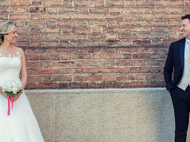 Il matrimonio di Luca e Francesca a Milano, Milano 36