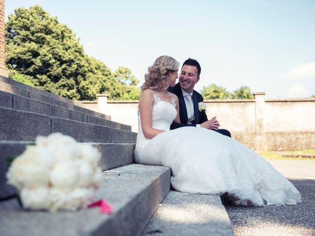 Il matrimonio di Luca e Francesca a Milano, Milano 38