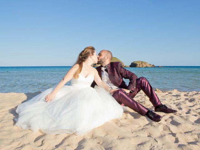 Le nozze di Francesco e Maria Pia