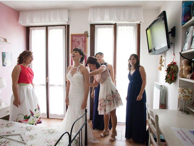 Il matrimonio di Edgar e Mara a Fossombrone, Pesaro - Urbino 6