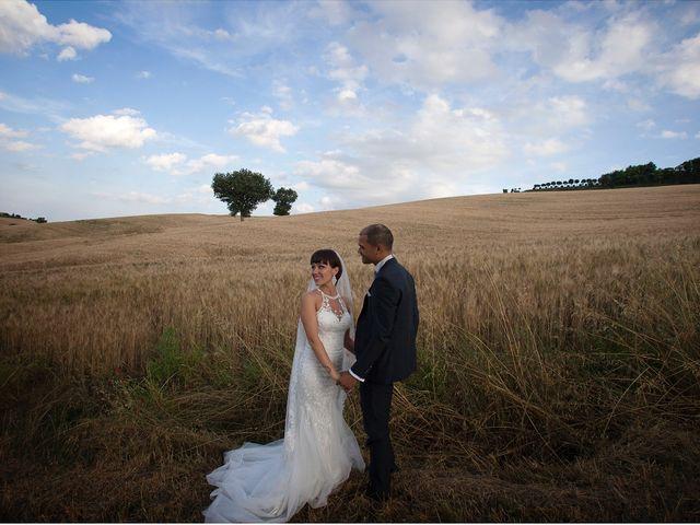 Il matrimonio di Edgar e Mara a Fossombrone, Pesaro - Urbino 21