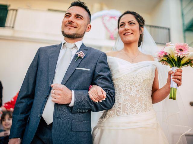 Il matrimonio di Massimiliano e Valentina a Otranto, Lecce 14