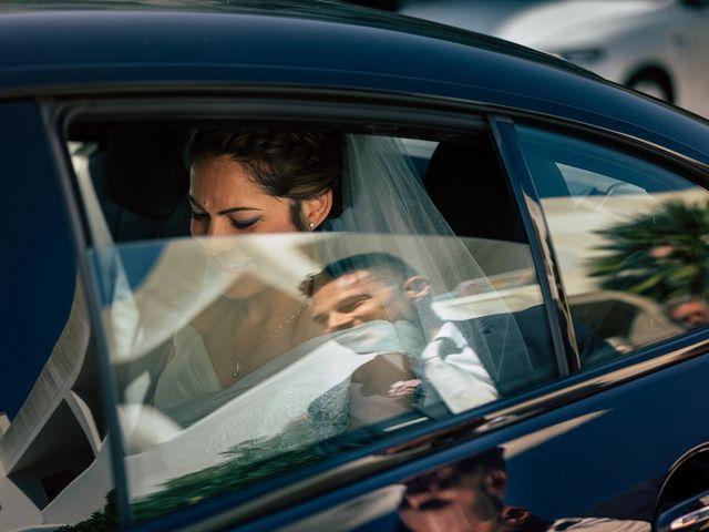 Il matrimonio di Massimiliano e Valentina a Otranto, Lecce 15
