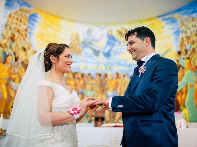 Il matrimonio di Massimiliano e Valentina a Otranto, Lecce 18