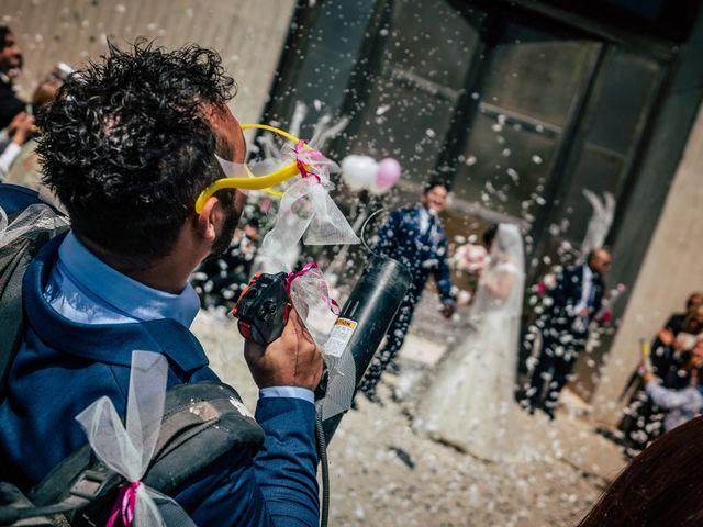 Il matrimonio di Massimiliano e Valentina a Otranto, Lecce 19
