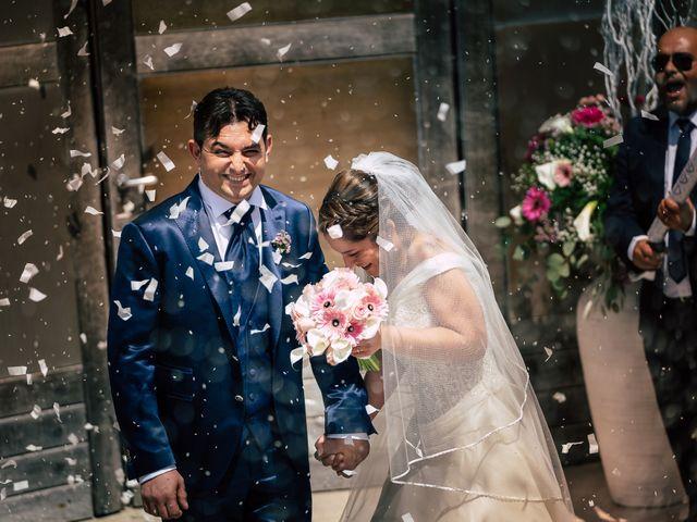 Il matrimonio di Massimiliano e Valentina a Otranto, Lecce 20