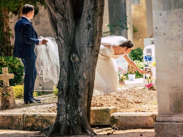 Il matrimonio di Massimiliano e Valentina a Otranto, Lecce 23