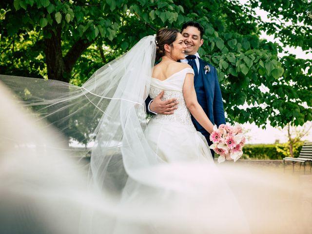 Il matrimonio di Massimiliano e Valentina a Otranto, Lecce 24