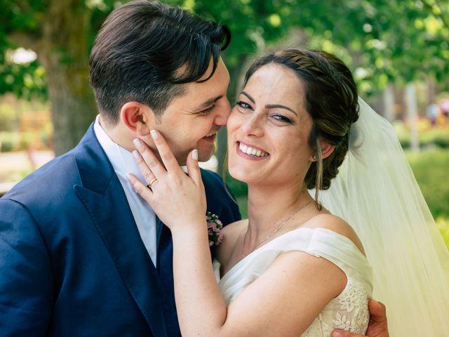 Il matrimonio di Massimiliano e Valentina a Otranto, Lecce 32