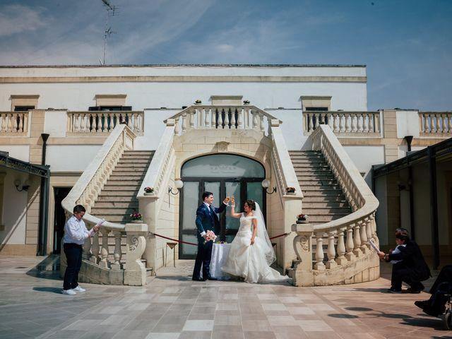 Il matrimonio di Massimiliano e Valentina a Otranto, Lecce 37