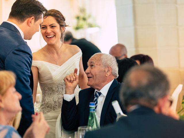 Il matrimonio di Massimiliano e Valentina a Otranto, Lecce 42
