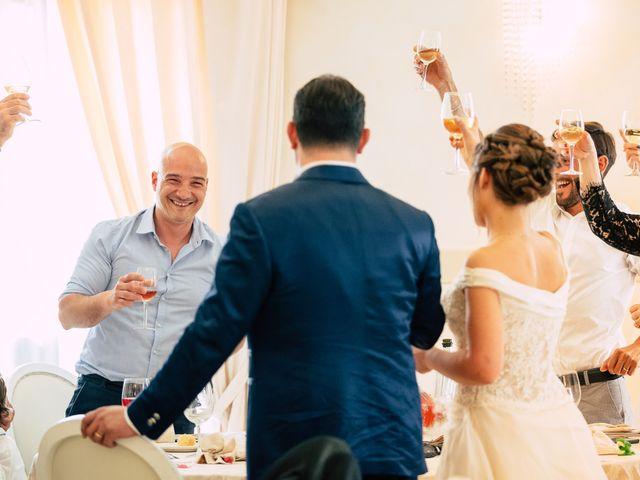 Il matrimonio di Massimiliano e Valentina a Otranto, Lecce 43