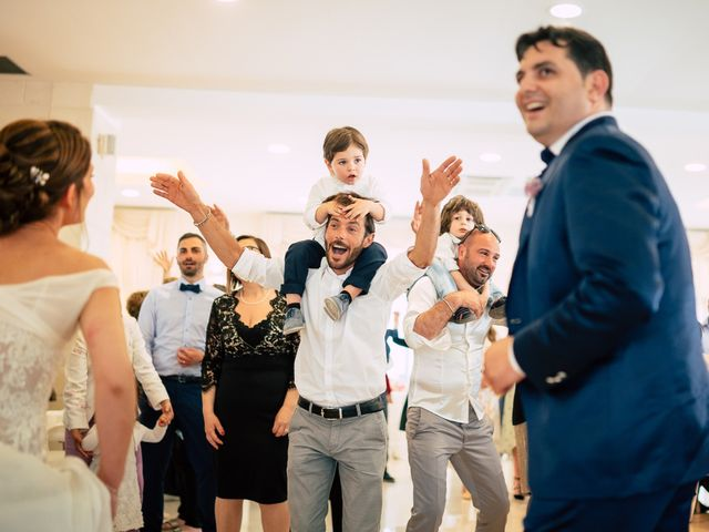 Il matrimonio di Massimiliano e Valentina a Otranto, Lecce 44