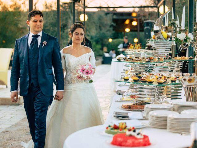 Il matrimonio di Massimiliano e Valentina a Otranto, Lecce 51