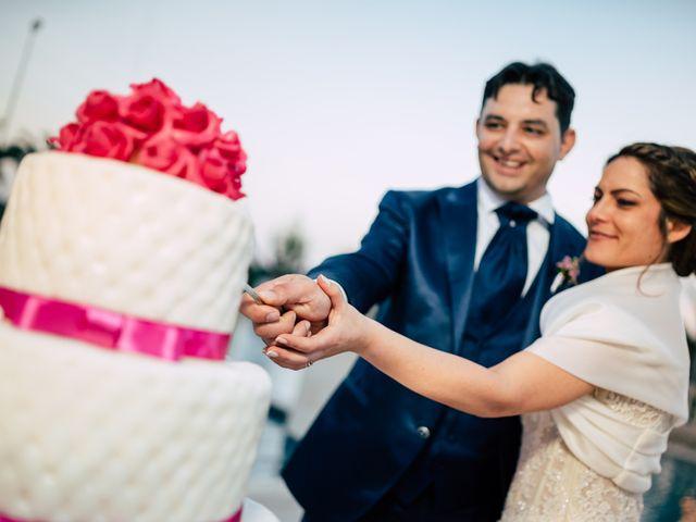 Il matrimonio di Massimiliano e Valentina a Otranto, Lecce 53