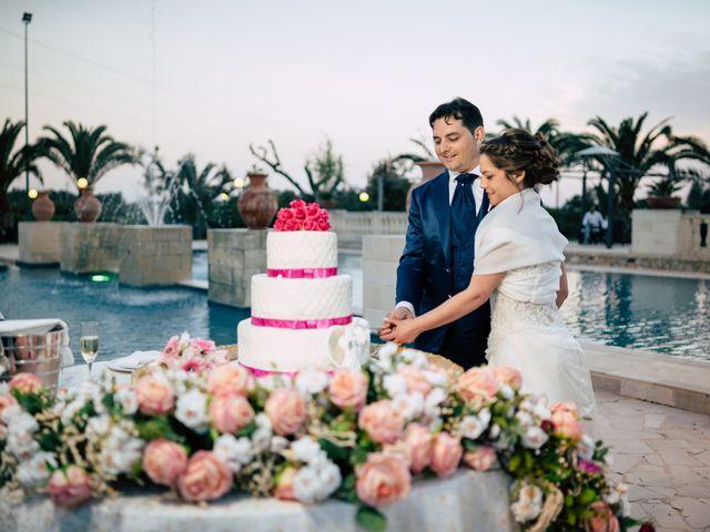Il matrimonio di Massimiliano e Valentina a Otranto, Lecce 54