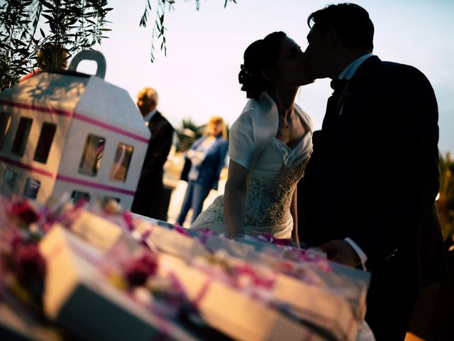 Il matrimonio di Massimiliano e Valentina a Otranto, Lecce 58