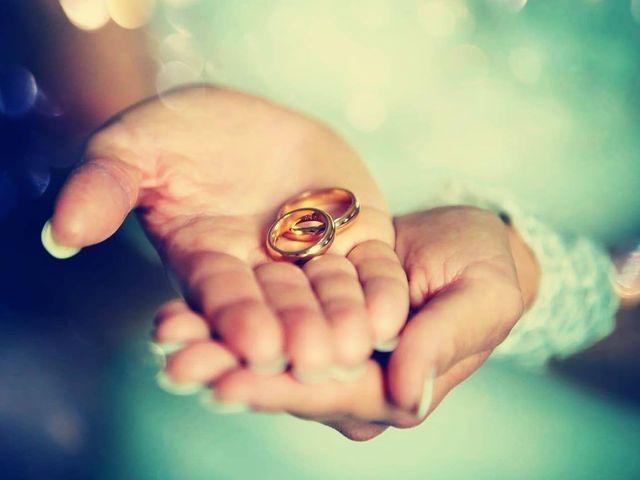 le nozze di Maria e Raffaele