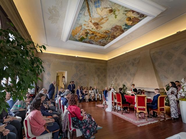Il matrimonio di Sebastiano e Imen a Monastier di Treviso, Treviso 21
