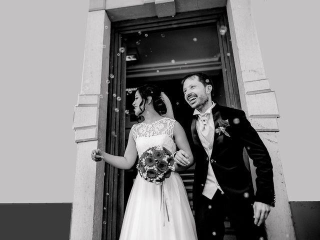 Il matrimonio di Sebastiano e Imen a Monastier di Treviso, Treviso 23