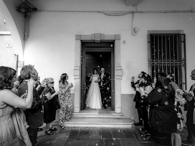 Il matrimonio di Sebastiano e Imen a Monastier di Treviso, Treviso 24
