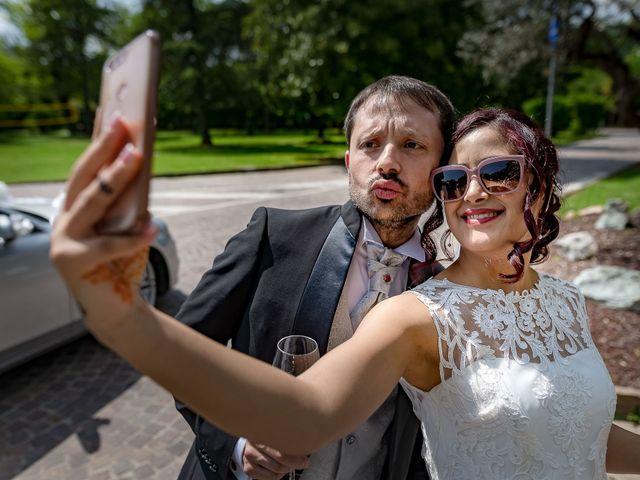 Il matrimonio di Sebastiano e Imen a Monastier di Treviso, Treviso 27