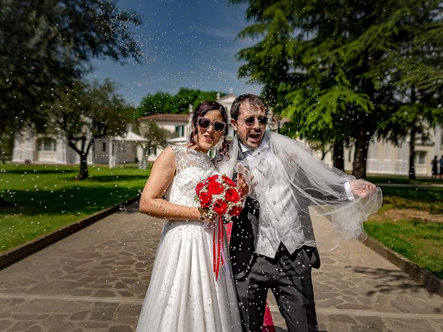 Le nozze di Imen e Sebastiano