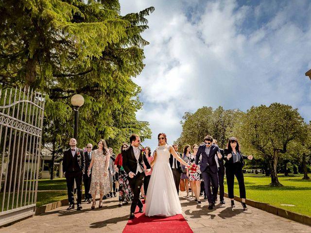 Il matrimonio di Sebastiano e Imen a Monastier di Treviso, Treviso 28