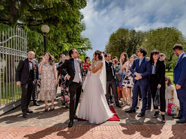 Il matrimonio di Sebastiano e Imen a Monastier di Treviso, Treviso 29