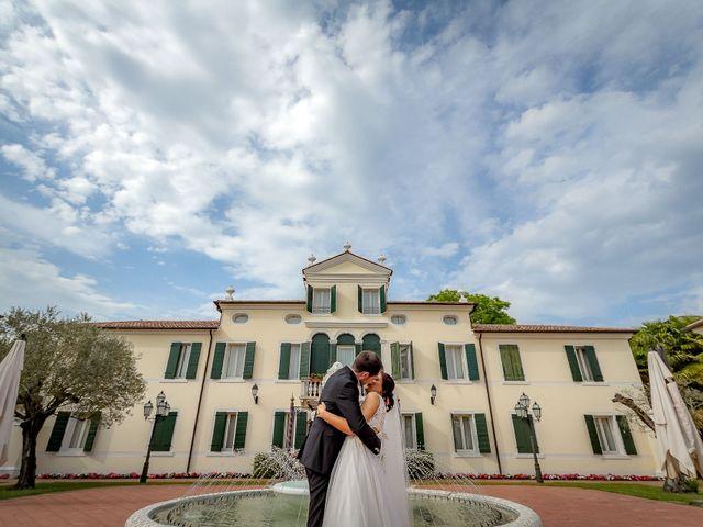 Il matrimonio di Sebastiano e Imen a Monastier di Treviso, Treviso 38