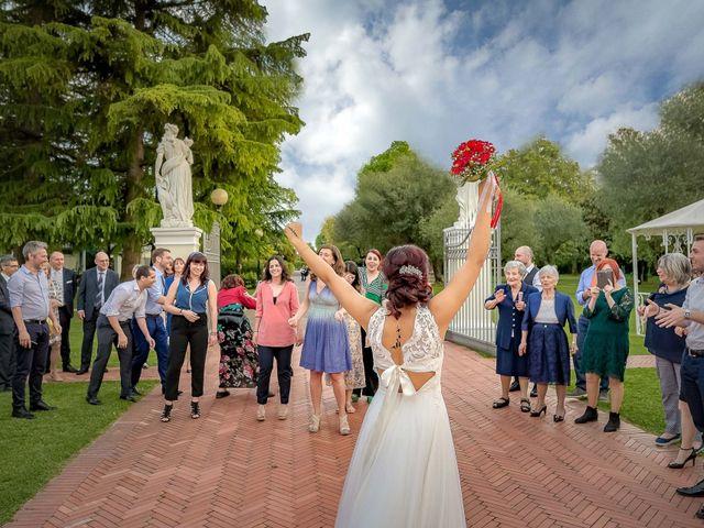 Il matrimonio di Sebastiano e Imen a Monastier di Treviso, Treviso 43