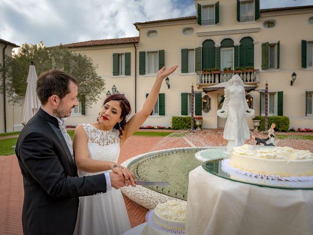 Il matrimonio di Sebastiano e Imen a Monastier di Treviso, Treviso 46