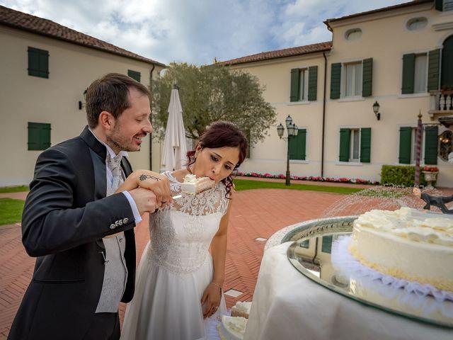 Il matrimonio di Sebastiano e Imen a Monastier di Treviso, Treviso 47