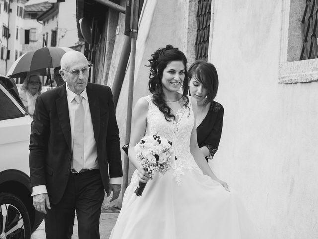 Il matrimonio di Lamberto e Diletta a Pergine Valsugana, Trento 4