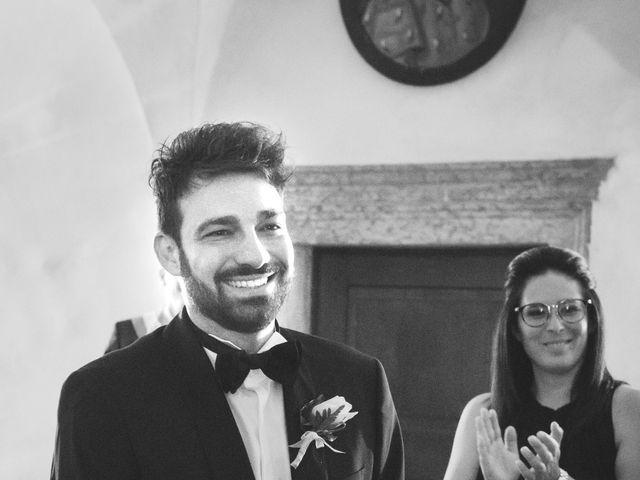 Il matrimonio di Lamberto e Diletta a Pergine Valsugana, Trento 5