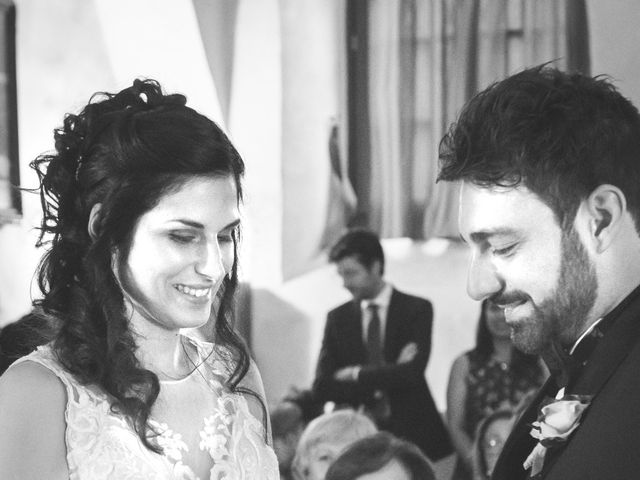 Il matrimonio di Lamberto e Diletta a Pergine Valsugana, Trento 7