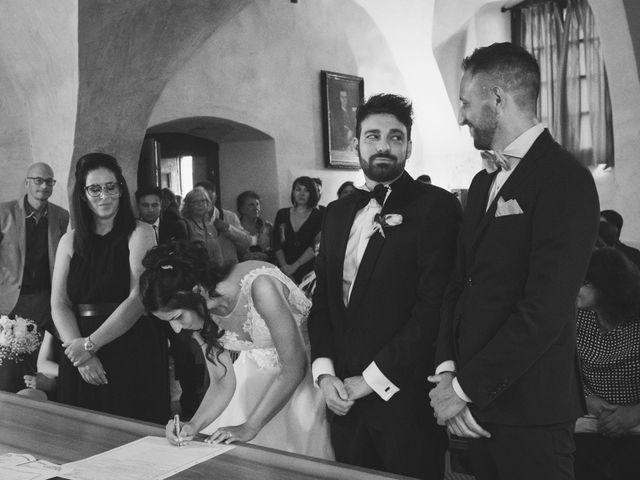 Il matrimonio di Lamberto e Diletta a Pergine Valsugana, Trento 2