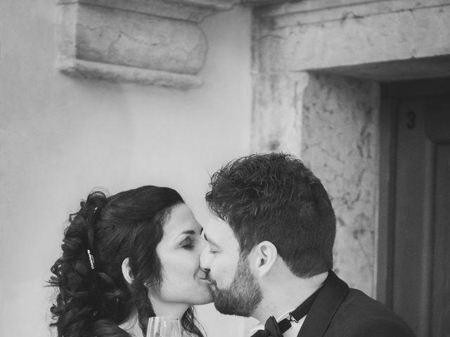 Il matrimonio di Lamberto e Diletta a Pergine Valsugana, Trento 8