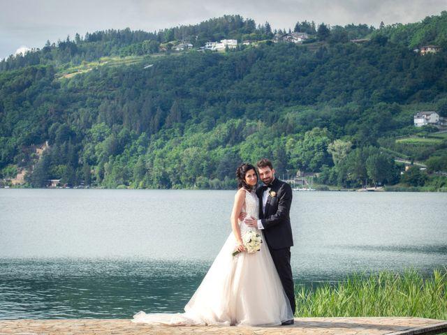 Il matrimonio di Lamberto e Diletta a Pergine Valsugana, Trento 9