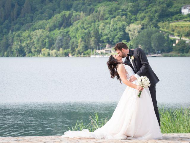 Il matrimonio di Lamberto e Diletta a Pergine Valsugana, Trento 10