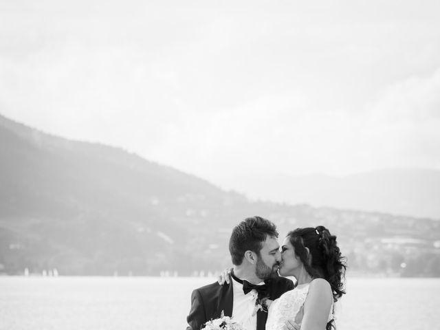 Il matrimonio di Lamberto e Diletta a Pergine Valsugana, Trento 11