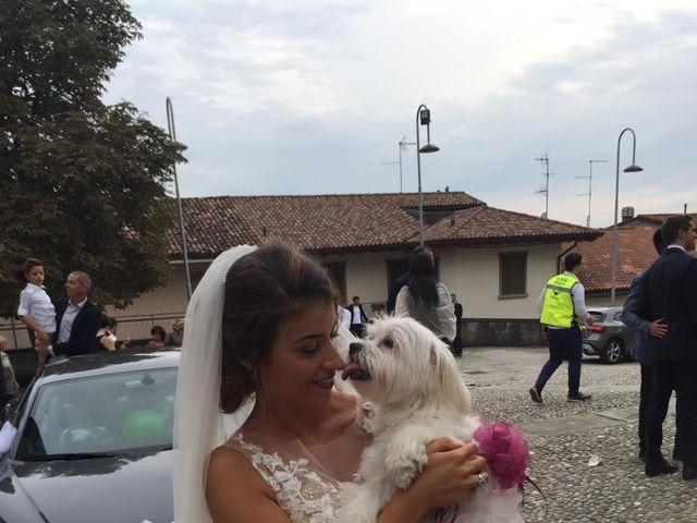 Il matrimonio di Luca e Francesca a Bergamo, Bergamo 8