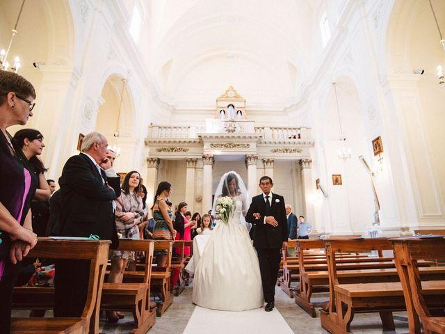 Il matrimonio di Marco e Elisabetta a Lecce, Lecce 53