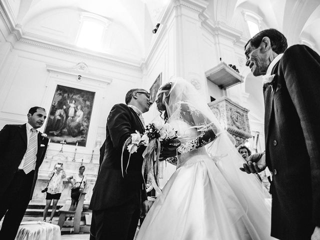 Il matrimonio di Marco e Elisabetta a Lecce, Lecce 54